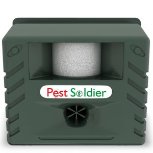 6-in-1 Pest Soldier Sentinel Animal Repeller