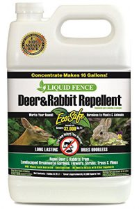 Liquid Fence Rabbit Repellent Concentrate Review One of the Best 1 gallon