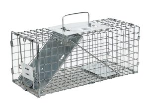 Live Rabbit Traps That Work Use a Havahart Rabbit Trap